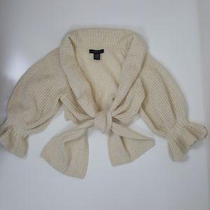 Arden B. shrug cardigan sweater